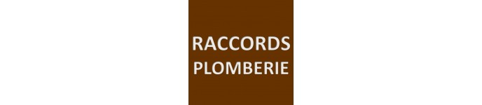 Raccords plomberie
