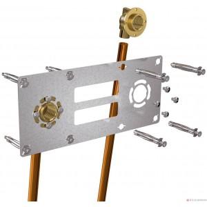 ROBIFIX® à sertir F - entraxe 150mm