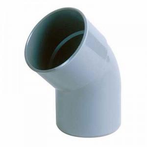 Coudes PVC 45 MF
