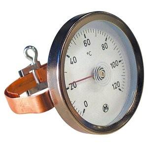 Thermomètre à bracelet 0 à 120°C
