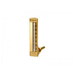 Thermomètre industriel équerre -30 à 50°C