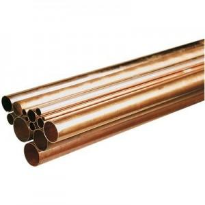 Barre de cuivre de 4M (quantité au mètre)
