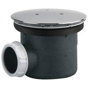 Bonde à capot abs sh pr receveur en Ø 60 mm