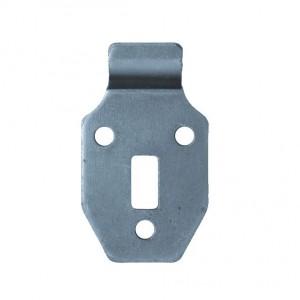 Support platine de fixation pour appareil sanitaire