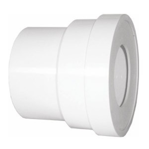 Pipe WC droite courte
