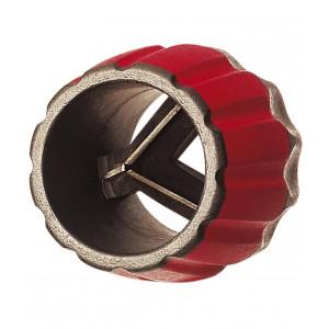 Ebavureur tonneau cuivre, PEHD, PVC 6-42mm