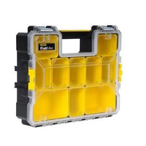 Organiseur étanche 8 compartiments amovibles 45x12x36